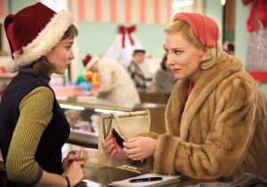 Review: Cate Blanchett masters all the signals for Todd Haynes' 'Carol'