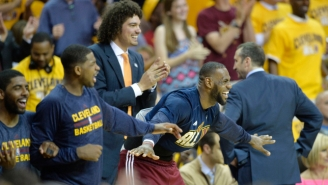 The Cavaliers Complete Their Sweep Of The Hawks With A Dominant Game 4 Win