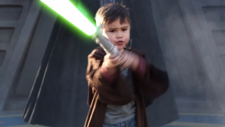 The Best Dad Ever Is Back With A New CGI-Filled 'Action Movie Kid'