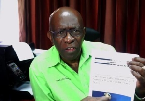 Indicted Former FIFA VP Jack Warner Becomes The Latest Victim To Fall For The Onion's Antics