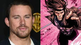 Channing Tatum Reveals 'Gambit' Will Be An Origin Story