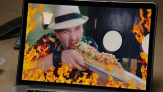The Victim On This Week's 'Bones' Was A Fake Guy Fieri Named 'Chili Reuben'