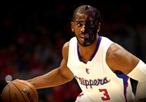 Chris Paul's Split Personality Is Exactly What We Want In Our NBA Stars