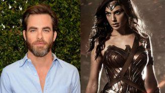 'Wonder Woman' Wants Chris Pine To Play Steve Trevor