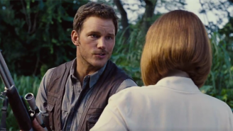 The New Extended 'Jurassic World' TV Spot Unleashes The Dinosaur Action