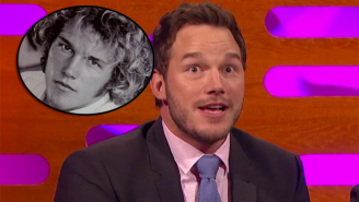 Chris Pratt Perfects His British Accent And Tells The Story Behind His Glorious First Headshot
