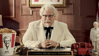 Darrell Hammond Is Nearly Unrecognizable As Colonel Sanders In These New KFC Ads