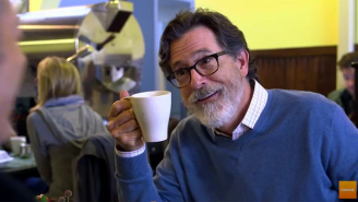 Julia Louis-Dreyfus And Stephen Colbert Headline Season 6 Of 'Comedians In Cars Getting Coffee'