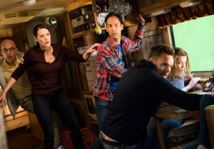 Review: 'Community' – 'Basic RV Repair and Palmistry': Flashback fever