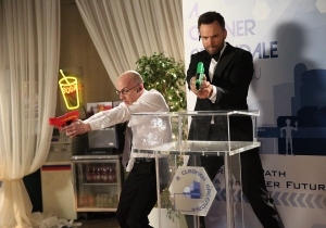 Review: 'Community' – 'Modern Espionage': Paintball spies like us