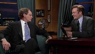Conan O'Brien Says His Career 'Never Would Have Happened If It Weren't For Dave'