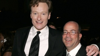 Conan O'Brien Reportedly Ends Feud With Jeff Zucker At The 2015 Upfronts