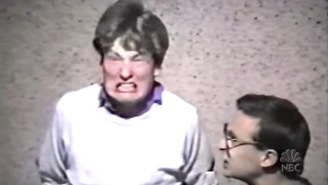 What The Hell Is Going On In This Incredibly Rare Footage Of Conan O'Brien And Bob Odenkirk?