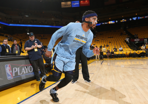 Memphis' Mike Conley 'Believes' He Will Play In Game 2 Against Golden State