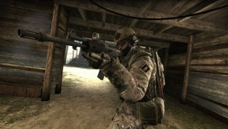Watch A 'Counter-Strike' Sniper Get Killed In The Most Embarrassing Way Possible