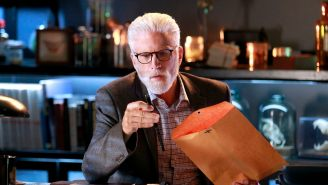 'CSI' to conclude with two-hour special, Ted Danson moving to 'CSI: Cyber'