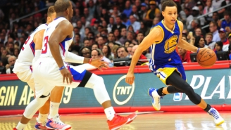 Watch The Top 10 Plays Of Steph Curry's MVP Season
