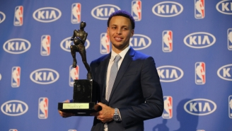 Good Luck Getting This Beatles Parody Honoring Stephen Curry Out Of Your Head
