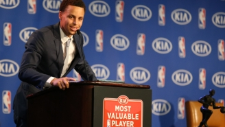 Stephen Curry Gives A Heartfelt And Humorous MVP Acceptance Speech