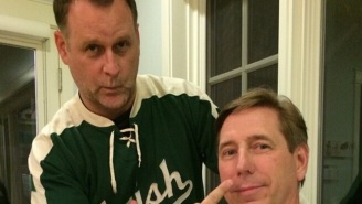 Dave Coulier Is Booked For 'Fuller House' So We Can All 'Cut It Out' With The Speculation