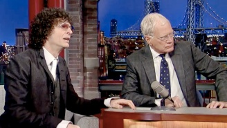 Howard Stern Asked David Letterman Point Blank If Jay Leno Was His Last Guest