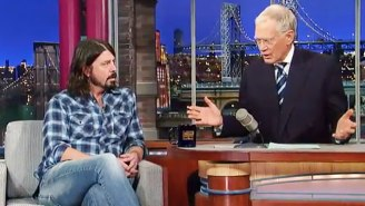 Foo Fighters Will Be David Letterman's Final 'Late Show' Musical Guests