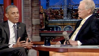 President Obama Wished David Letterman A Heartfelt Farewell On 'The Late Show'