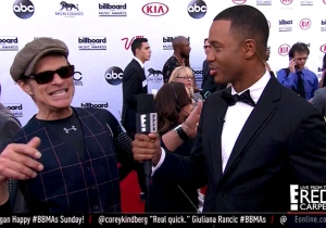 Does Anyone Know What's Happening With This Very Bizarre David Lee Roth Red Carpet Interview?