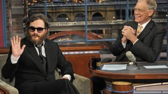 HitFix Daily Snap: The greatest David Letterman moment ever is…