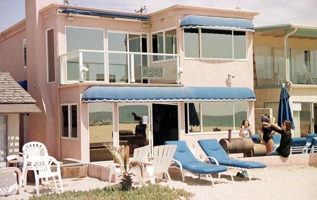Dennis Rodman Newport Beach Home