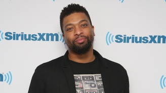 Kenan Thompson Really, Really Does Not Like Stand-Up Comedian DeRay Davis