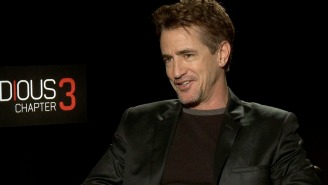 'Insidious 3's' Dermot Mulroney: We're living in a good time for horror movies