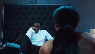This NSFW Ad For Diddy's New Fragrance Gives Us Too Much Info On His Sex Life