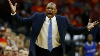 Doc Rivers Told The Clippers To 'Stop F*cking Flopping' At Halftime Of Their Game 7 Loss