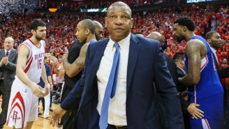 After The Clippers' Game 7 Loss, Doc Rivers Delivered A Motivational Speech Right Out Of Hollywood
