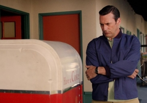 Turns Out One Of Our 'Mad Men' Theories Was Kind Of Right