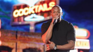 Dr. Dre's 'The Chronic' Is On The Charts For The First Time In Over 20 Years