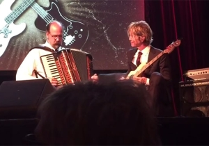 You've Never Heard Guns N' Roses Until You've Heard Them Played On The Accordion