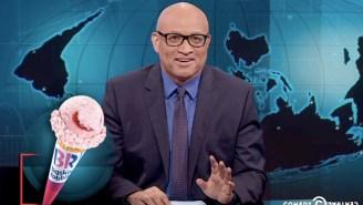 Larry Wilmore Compares Josh Duggar To The 'Pink Bubblegum' Flavor Of Baskin Robbins