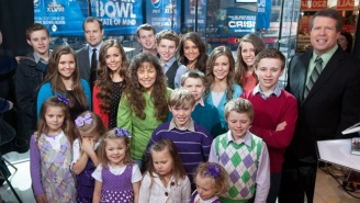 The Duggar Molestation Case Shocks A Moronic Nation