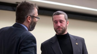 Dustin Diamond Has Been Convicted Only Hours After Testifying In His Stabbing Trial