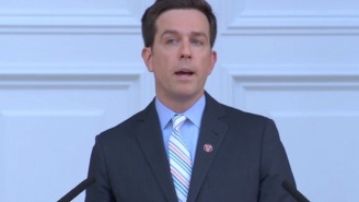 Ed Helms Took Some Jabs At Rolling Stone During His University Of Virginia Commencement Speech