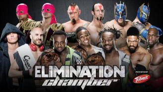 Your Official With Spandex WWE Elimination Chamber 2015 Predictions