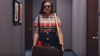 Does The 'Mad Men' Pilot Foreshadow Peggy's Revenge In The Finale?