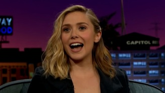 Elizabeth Olsen Had A Brainfart In Front Of Taylor Swift At A Party