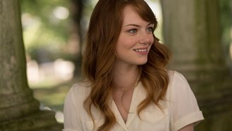 Review: Emma Stone does her best to bring Woody Allen's 'Irrational Man' to life