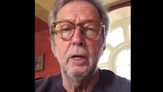 Eric Clapton Posted a Sad and Beautiful Tribute to BB King
