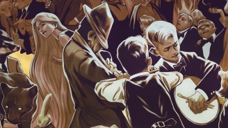 Exclusive: Bid farewell to FABLES with a veritable Who's Who pull-out cover