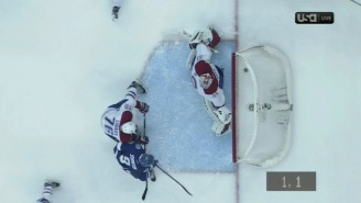 Watch The Lightning Shock The Canadiens With This Stunning Playoff Buzzer-Beater