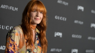 Florence + The Machine Will Be Replacing Foo Fighters As Glastonbury Headliners